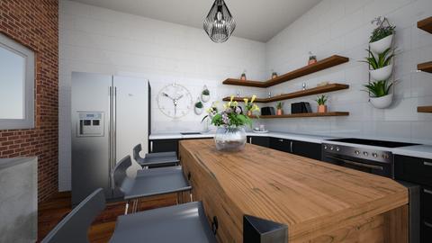 Kitchen - by averyvogt