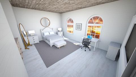 Basic Bedroom - Bedroom - by HeidiGarcia