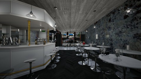Souterrain Bar - by PBI