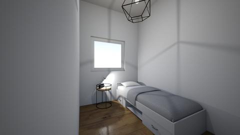 sypialnia 2 - Bedroom - by Kaamsoon