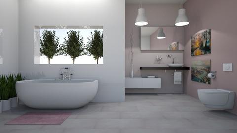 wiliam - Bathroom - by lyub