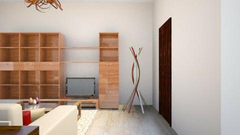 trfg - Living room - by Stefania Interdonato