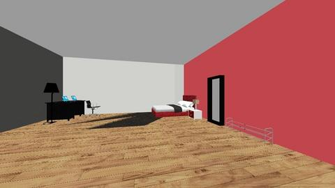pt2 - Bedroom - by Truancy