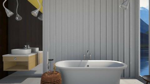 YC Bath - Minimal - Bathroom - by 3rdfloor