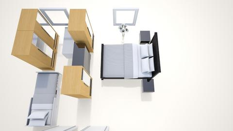 nakri - Bedroom - by Francisf