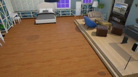mydreamroom - Bedroom - by PSophie