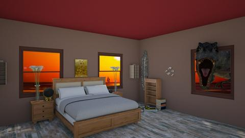 Contest OAK - Bedroom - by strongsteadfast
