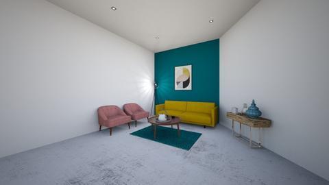 Livingroom - Living room - by Studio Eef
