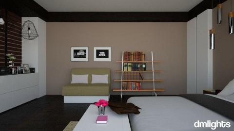 Bedroom 03 - Modern - Bedroom - by DMLights-user-1334755