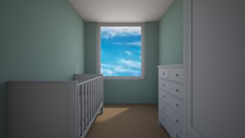 Langdale Nursery 1a - Kids room - by JLStratford