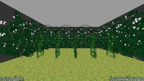 Garden House REAL - Garden - by MARITH DEWILDE