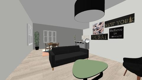Best Beach House - Modern - by LightningFarner