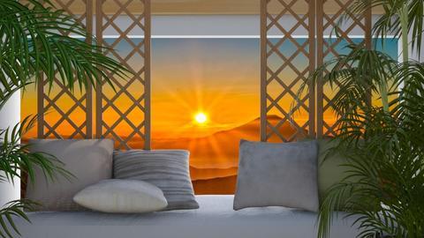 Watch the Sun Set - Modern - Living room - by millerfam