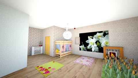 indoor garden play area - by bklowman