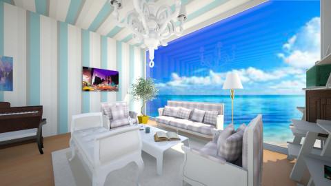 ok - Vintage - Living room - by Nina Kolar