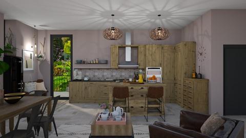 IP Artisan Kitchen - by milyca8
