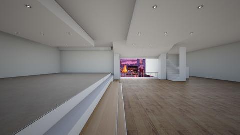nn - Living room - by Ghassanalhazmi