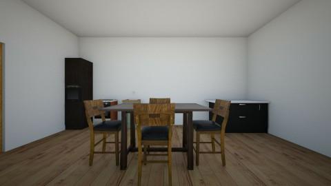 tttt - Rustic - Kitchen - by tyler tustison