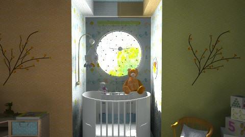 newborn11 - Bedroom - by Antica
