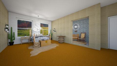 Orange Carpet - by southern gal 13