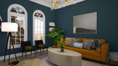 Living Design - Living room - by kyrabaldwin