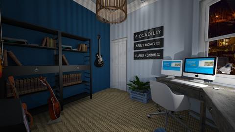 Came brea Office 2 - Office - by Lisett