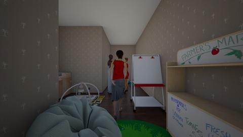 childrens nursery - Kids room - by eden_anderson