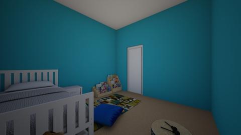girls bedroom - by marinthemonster