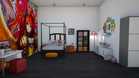 15 girl - Kids room - by rousseysmith