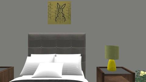 test - Bedroom - by petrasoderling