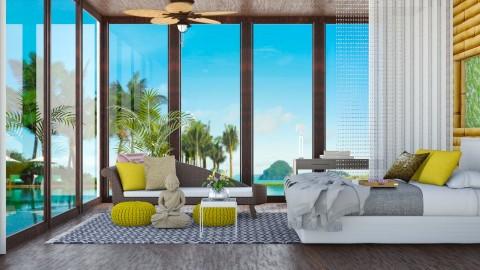 Thai Resort - Global - Bedroom - by bgref