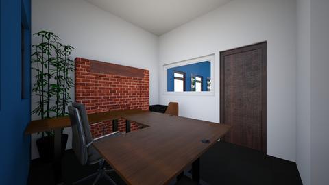 Alan - Office - by daniellehebert