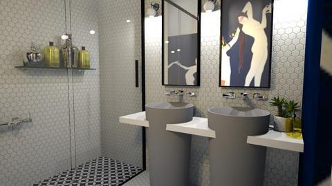 Bathroom - by Ripley86