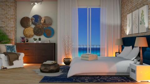 Bedroom Sweet Bedroom - by DeborahArmelin