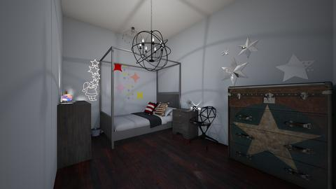 star room dream world - Modern - Bedroom - by jade1111