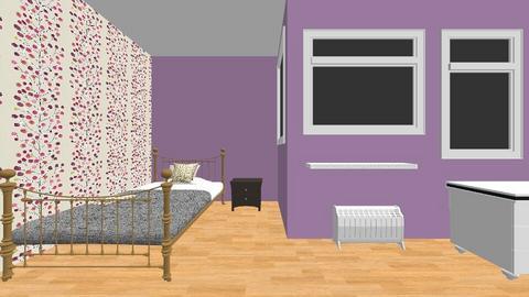 Kamer ontwerp 2020 - Modern - Bedroom - by gabrielle2406