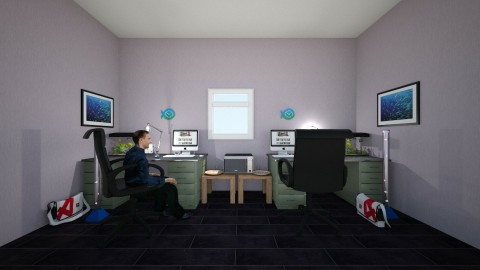 office - Glamour - Office - by harry122