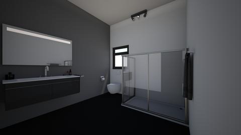 Guest bathroom 2 - by saratevdoska