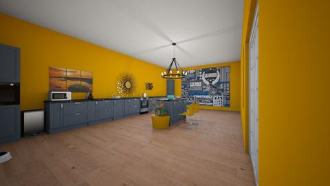 Kitchen - Glamour - by Florinda