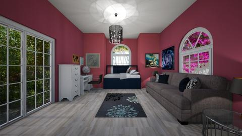 bedroom - by Audrey3117
