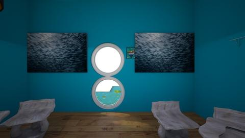 fishdom - Dining room - by iampebbles