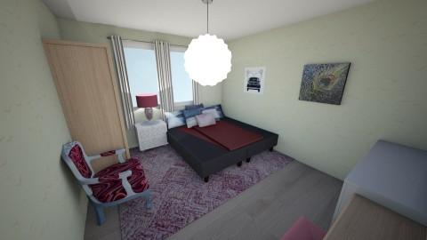 tini - Bedroom - by Euthymia