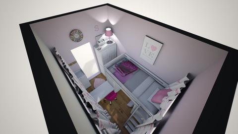 Sarah Room - Kids room - by amydougieb