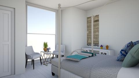 bedroom - Classic - by Zara Shahid