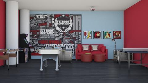 Game_Room - by RaeCam