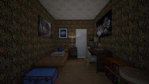 dreary - Kids room - by scourgethekid