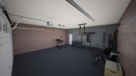 Garage Gym - by rogue_22b4a2c48021ef21b05922a4540f3