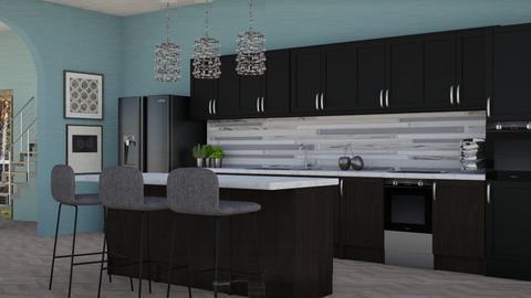 E Kitchen - Kitchen - by RaeCam
