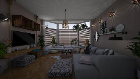 hrsz - Living room - by TRMVM