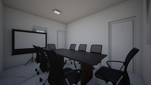 hakitaak meetng 2 - Office - by fu zi ya